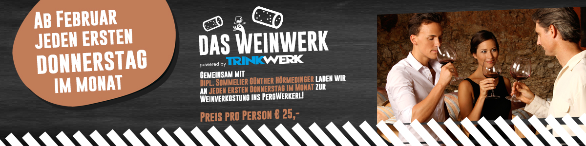 WeinWerk powered by Trinkwerk